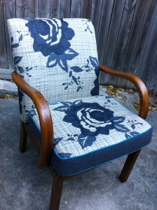 Restored Parker Knoll Chair