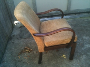 Original Parker Knoll Chair