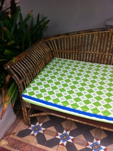 Rattan Cushion for Lounge