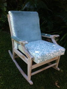 Restored Rocking Chair